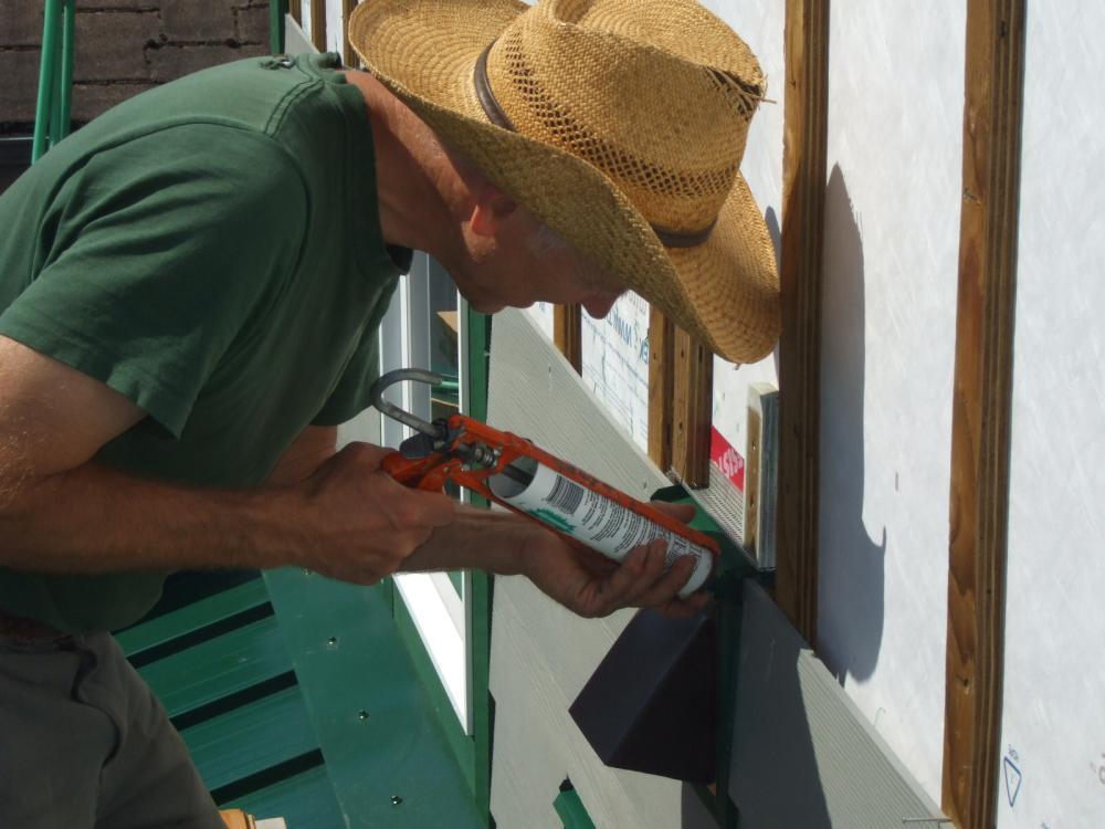 Installing Hardie Board Siding